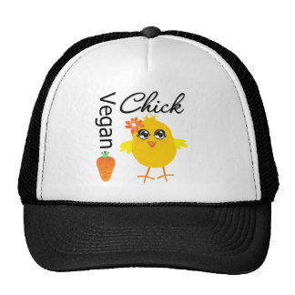 Vegan Chick 2 Trucker Hat