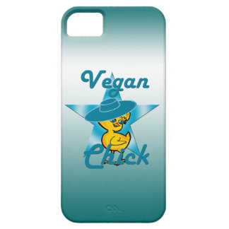 Vegan Chick #7 iPhone SE/5/5s Case