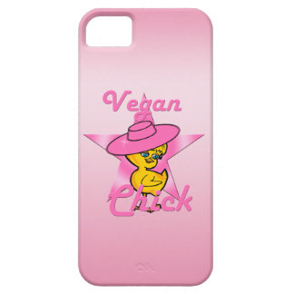 Vegan Chick #8 iPhone SE/5/5s Case