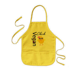 Vegan Chick Kids' Apron