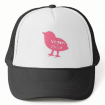 Vegan Chick Hat