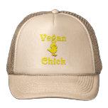 Vegan Chick Mesh Hat