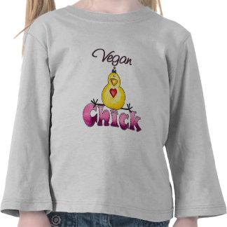 Vegan Chick Toddler T-Shirt