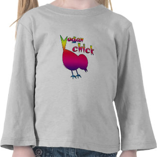 Vegan Chick T Shirt