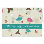 Vegan Christmas Gifts Card