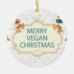 Vegan Christmas Ornaments