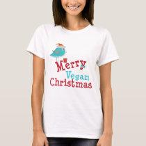 Vegan Christmas T-Shirt