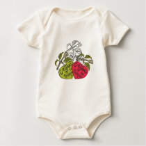 Vegan Clothing and Hats Baby Bodysuit