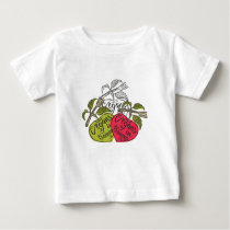 Vegan Clothing and Hats Baby T-Shirt