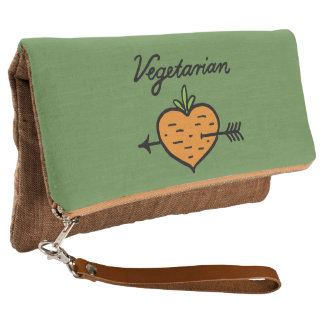 Vegan Clutch by Mini Brothers