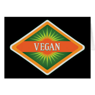 Vegan Colors Logo Card