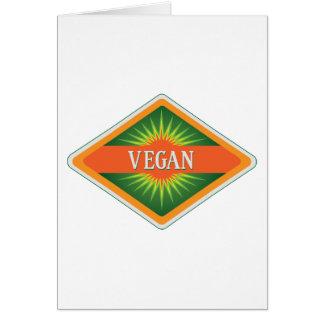 Vegan Colors Logo Card