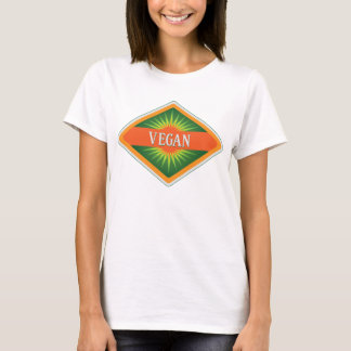 Vegan Colors Logo T-Shirt