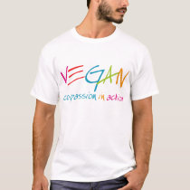 Vegan Compassion in Action T-shirt