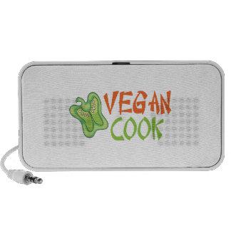 Vegan Cook Mini Speaker