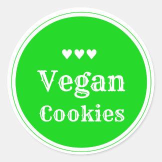 Vegan Cookies Sticker