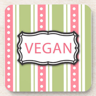 Vegan Drink Coaster