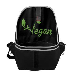 Vegan Courier Bag