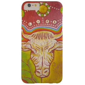 vegan cow life barely there iPhone 6 plus case