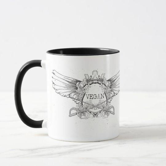 Vegan - Crest Mug