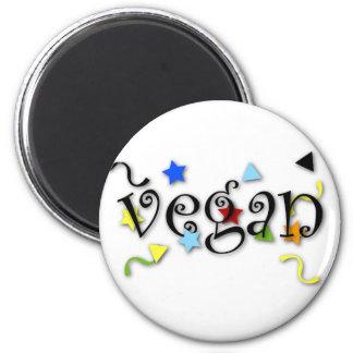 Vegan Curls Magnet