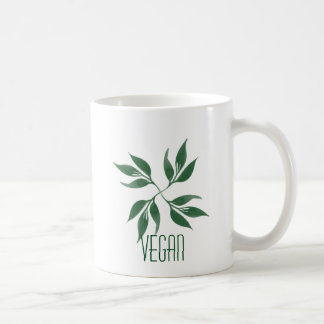 Vegan -  Customizable Coffee Mug
