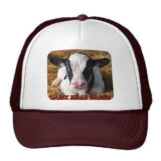 Vegan dairy kills babies hat