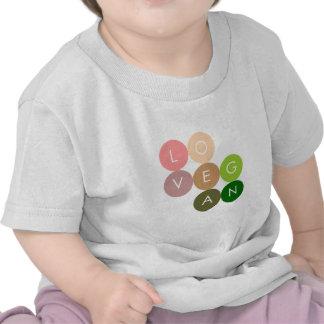 Vegan Dot Love Tshirts