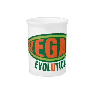 Vegan Evolution Pitchers