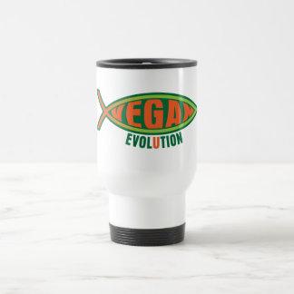 Vegan Evolution Travel Mug
