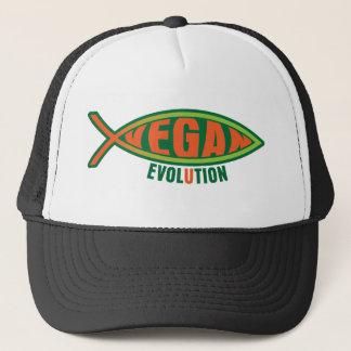 Vegan Evolution Trucker Hat