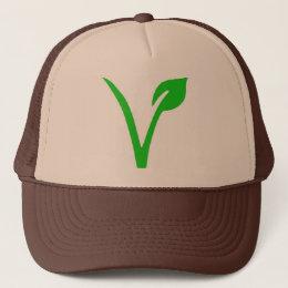 Vegan Farmers Hat