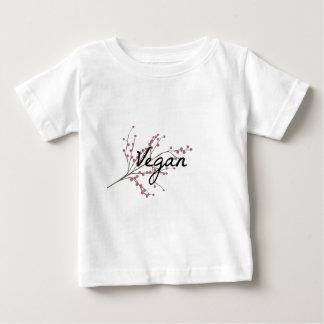 Vegan Flower Blossom Branch Baby T-Shirt