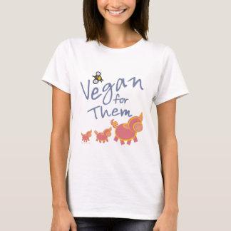 Vegan for Animals T-Shirt
