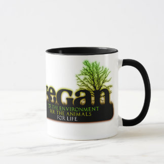 Vegan For Life Mug