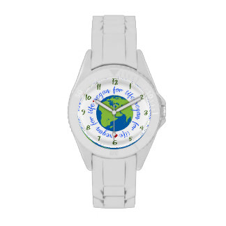 Vegan for Life Wristwatch
