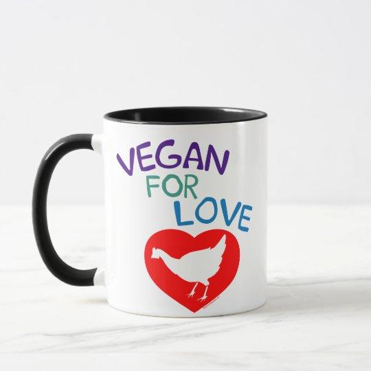 Vegan for Love Mug