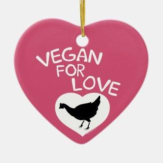 Vegan for Love of Animals