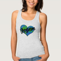 Vegan for My Mother Earth Tank Top