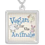 Vegan for the Animals Jewelry