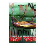 vegan forever stationery paper