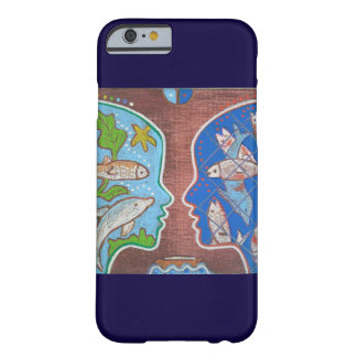 vegan free fish barely there iPhone 6 case
