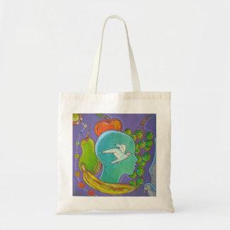 Vegan free tote bag