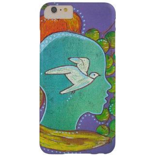 Vegan freedom bird barely there iPhone 6 plus case