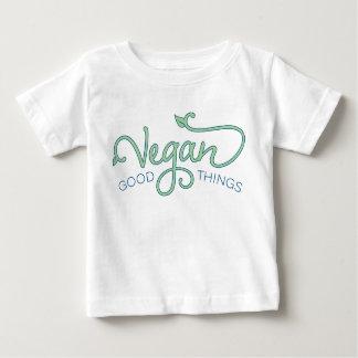 Vegan Good Things - Baby Tee