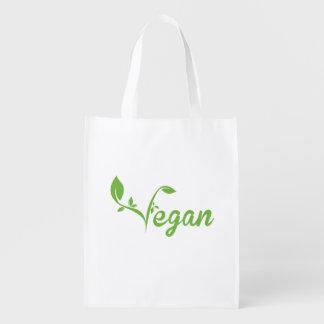Vegan Grocery Bag