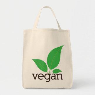 Vegan Grocery Tote Grocery Tote Bag