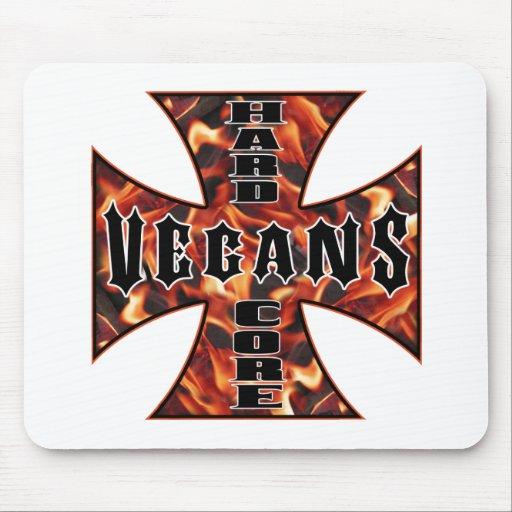 Vegan Hard Core Mouse Pad