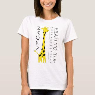 Vegan, Head to Toe T-Shirt