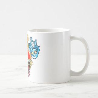 Vegan Heart Coffee Mug